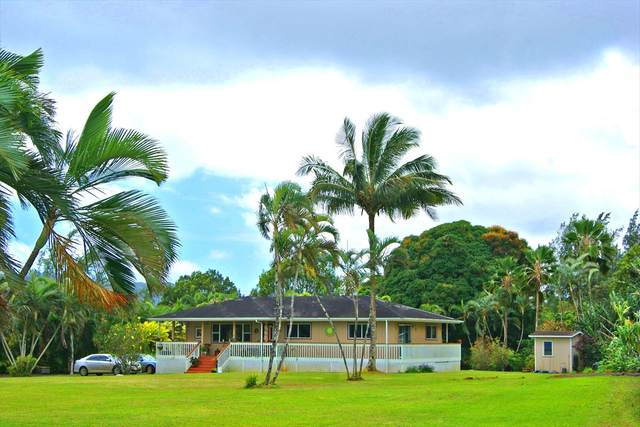 6273 Waipouli Rd, Kapaa, HI 96746 (MLS #640058) :: Hawai'i Life