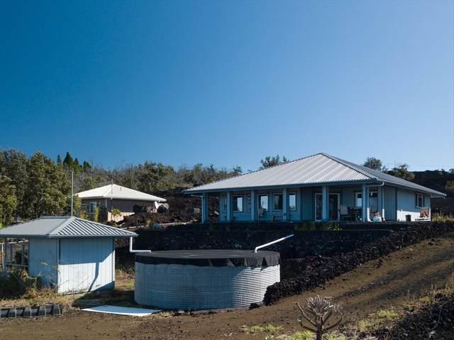 92-8464 Koa Ln, Ocean View, HI 96737 (MLS #641376) :: Corcoran Pacific Properties