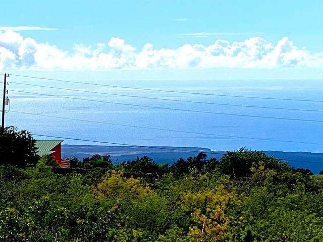 92-8531 Mamalahoa Hwy, Ocean View, HI 96737 (MLS #645134) :: Hawai'i Life