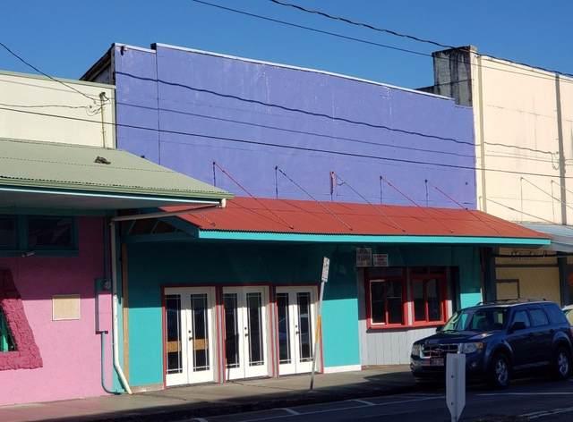 301 Keawe St, Hilo, HI 96720 (MLS #647218) :: Corcoran Pacific Properties
