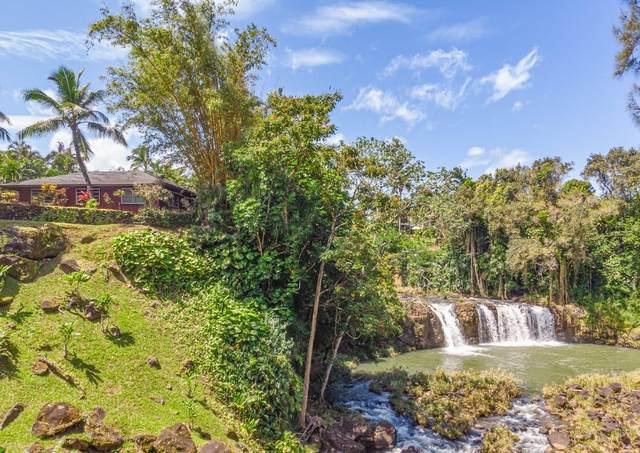 4374 Hookui Rd, Kilauea, HI 96754 (MLS #647772) :: LUVA Real Estate