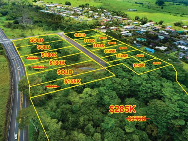1926 Kilo Hoku Pl, Hilo, HI 96720 (MLS #608529) :: Elite Pacific Properties