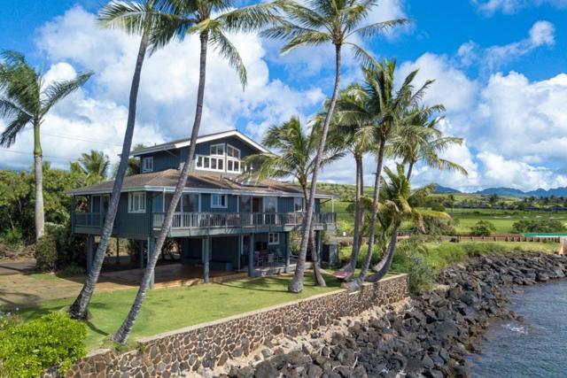 4560 Lawai Rd. Oceanfront, Poipu, HI 96756 (MLS #608815) :: Elite Pacific Properties