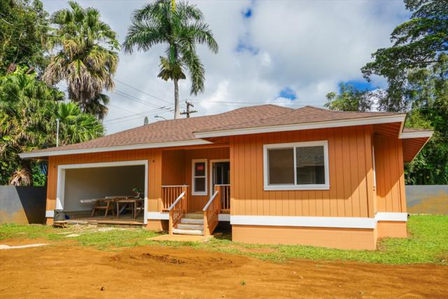 1332-A Kamalu Rd, Kapaa, HI 96746 (MLS #611659) :: Kauai Real Estate Group