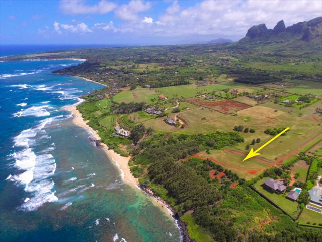 9-D Aliomanu Estates, Anahola, HI 96703 (MLS #615148) :: Elite Pacific Properties