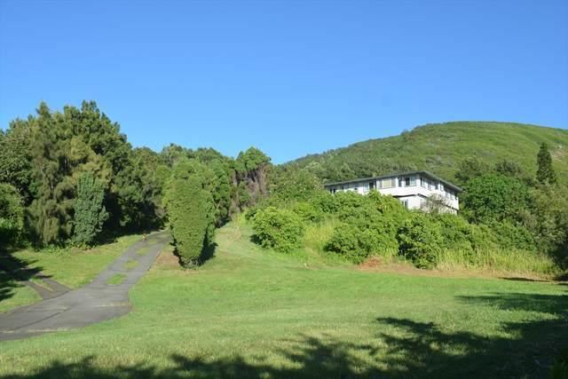 94-6254 Mamalahoa Hwy, Naalehu, HI 96772 (MLS #627069) :: Elite Pacific Properties