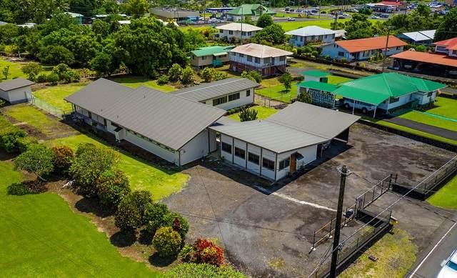 1945 Kilauea Ave, Hilo, HI 96720 (MLS #632860) :: Aloha Kona Realty, Inc.