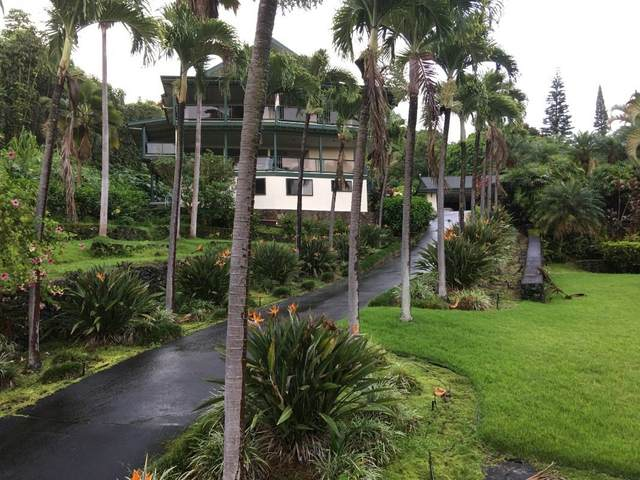 82-932 Coffee Dr, Captain Cook, HI 96704 (MLS #636247) :: Iokua Real Estate, Inc.