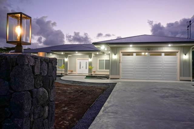 15-1520 Beach Rd, Keaau, HI 96749 (MLS #644245) :: Corcoran Pacific Properties
