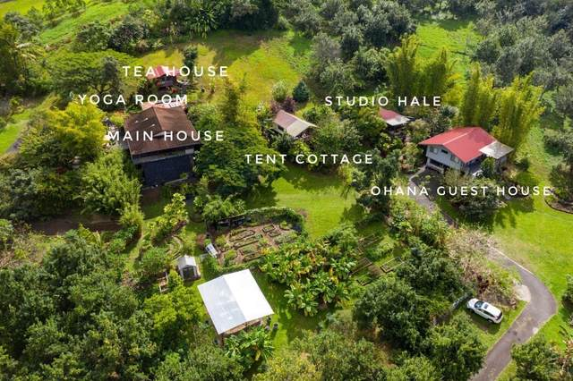 83-1064 Honaunau School Rd, Captain Cook, HI 96704 (MLS #645396) :: Corcoran Pacific Properties