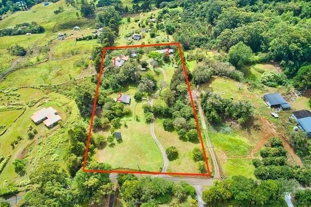 44-3187 Kula Kahiko Rd, Honokaa, HI 96727 (MLS #651963) :: LUVA Real Estate