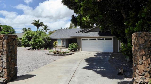 68-1706 Hoona Pl, Waikoloa, HI 96738 (MLS #626543) :: Song Real Estate Team/Keller Williams Realty Kauai