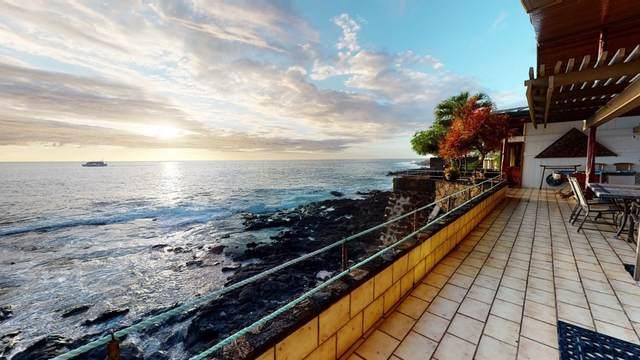 78-6634 Alii Dr, Kailua-Kona, HI 96740 (MLS #641057) :: Iokua Real Estate, Inc.