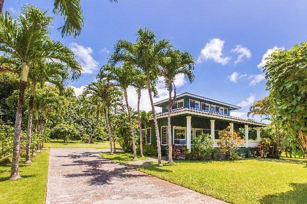 3525 Anini Rd, Kilauea, HI 96754 (MLS #603988) :: Kauai Exclusive Realty