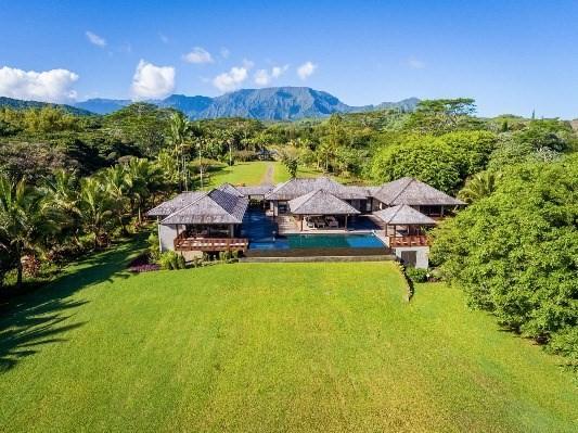 6180 Kahiliholo, Kilauea, HI 96754 (MLS #604413) :: Aloha Kona Realty, Inc.