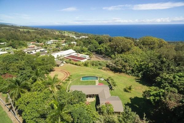 45-327 Spencer Rd, Honokaa, HI 96727 (MLS #605002) :: Aloha Kona Realty, Inc.