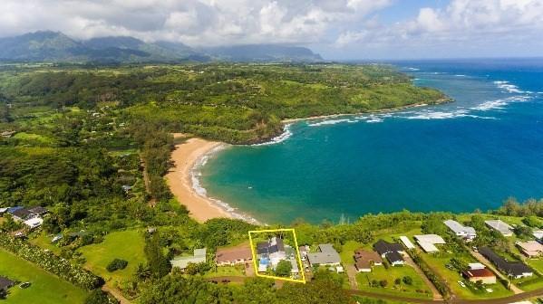 3015 Kaohe Rd, Kilauea, HI 96754 (MLS #607439) :: Elite Pacific Properties