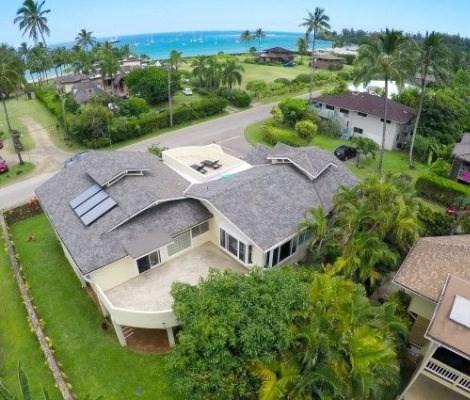 5111 Weke Rd, Hanalei, HI 96714 (MLS #607827) :: Kauai Exclusive Realty