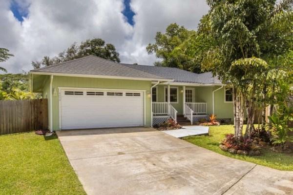 4498 Malulani St, Kilauea, HI 96754 (MLS #607959) :: Elite Pacific Properties