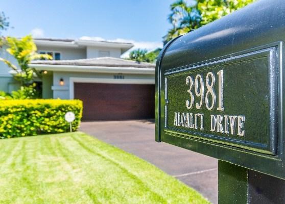 3981 Aloalii Dr, Princeville, HI 96722 (MLS #608952) :: Elite Pacific Properties