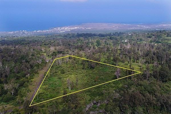 1301 Keopu Mauka Dr Lot 5, Holualoa, HI 96725 (MLS #609450) :: Aloha Kona Realty, Inc.