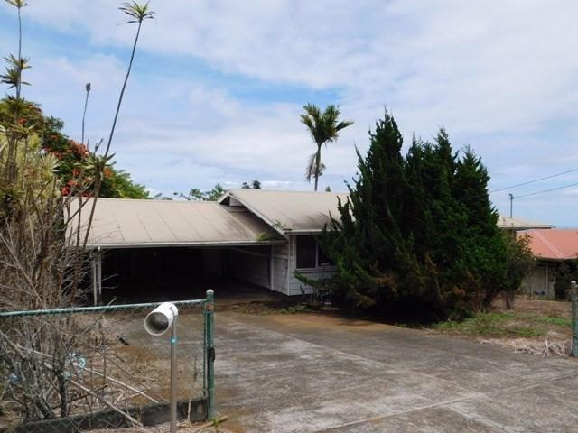 45-3324 Kou St, Honokaa, HI 96727 (MLS #611024) :: Aloha Kona Realty, Inc.