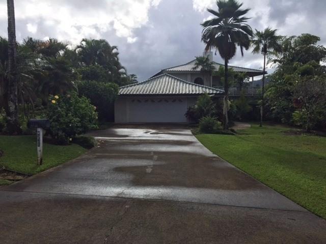 4221 Kekuanaoa Ln, Princeville, HI 96722 (MLS #612533) :: Kauai Exclusive Realty