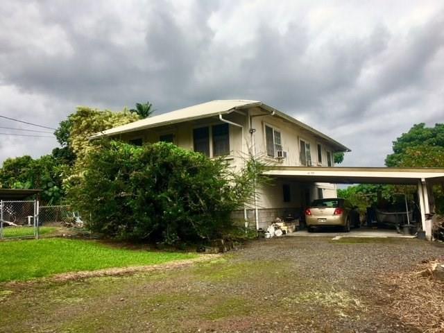 16-728 Milo St, Keaau, HI 96749 (MLS #613281) :: Elite Pacific Properties