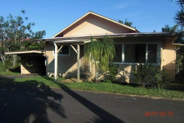 28-241 Stable Camp Rd, Honomu, HI 96728 (MLS #613293) :: Aloha Kona Realty, Inc.