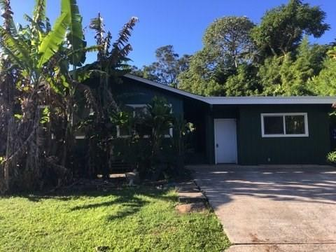 4486 Malulani St, Kilauea, HI 96754 (MLS #613593) :: Elite Pacific Properties