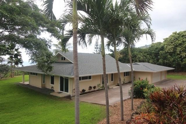 83-5743 Kanele St, Captain Cook, HI 96704 (MLS #613847) :: Aloha Kona Realty, Inc.