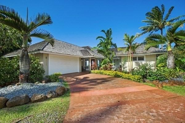 3559 Kaweonui Rd, Princeville, HI 96722 (MLS #614085) :: Elite Pacific Properties