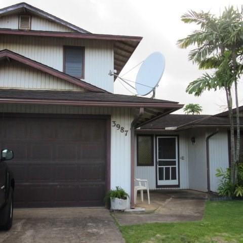 3987 Kapena St, Lihue, HI 96766 (MLS #614464) :: Elite Pacific Properties