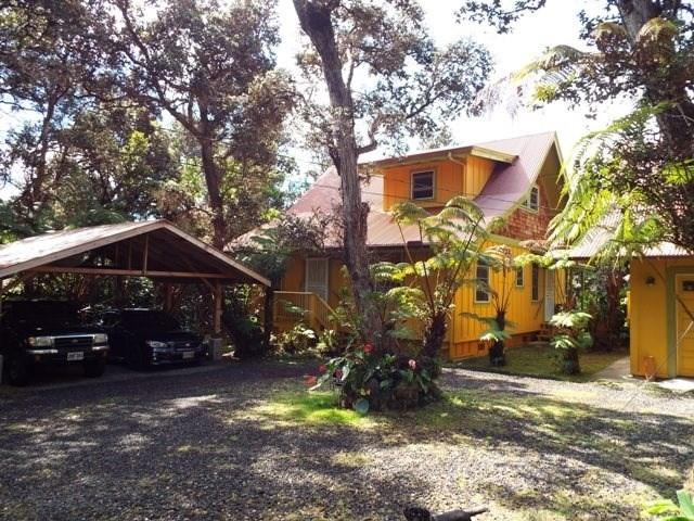 19-4225 Alanui Iiwi, Volcano, HI 96785 (MLS #614936) :: Elite Pacific Properties