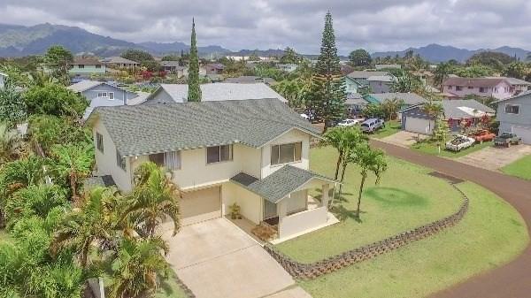 5185 Kahana St, Kapaa, HI 96746 (MLS #615164) :: Kauai Exclusive Realty
