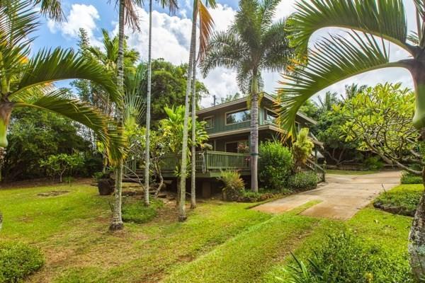 4236 N Waiakalua St, Kilauea, HI 96754 (MLS #615268) :: Elite Pacific Properties