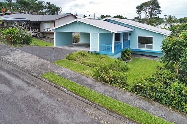 9 Olena St, Hilo, HI 96720 (MLS #615993) :: Elite Pacific Properties