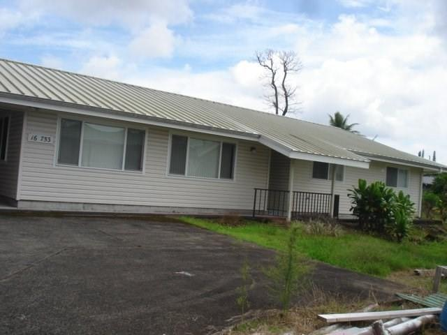 16-753 Milo St, Keaau, HI 96749 (MLS #616389) :: Elite Pacific Properties