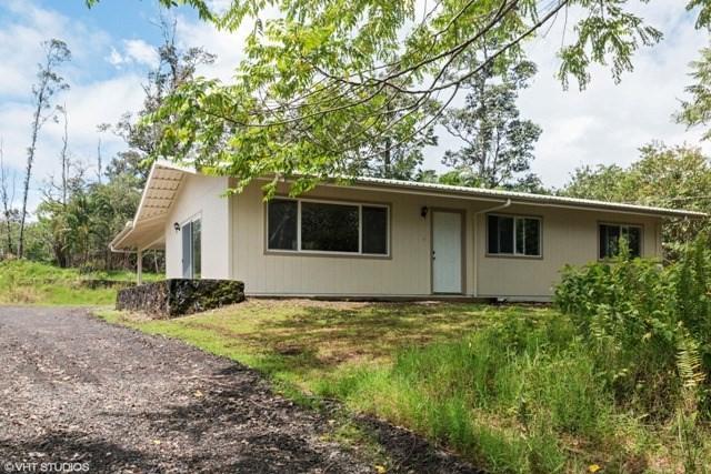 16-1212 Moho Rd, Mountain View, HI 96771 (MLS #616817) :: Elite Pacific Properties