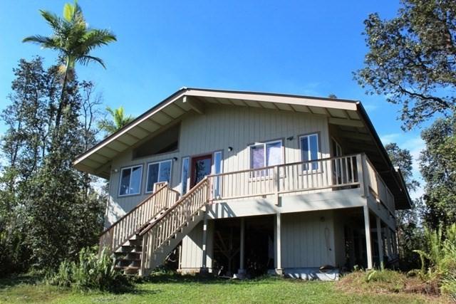 16-1193 Uau Rd, Kurtistown, HI 96760 (MLS #617333) :: Aloha Kona Realty, Inc.