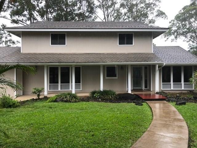 245 Aina Lani Pl, Kapaa, HI 96746 (MLS #617425) :: Kauai Exclusive Realty