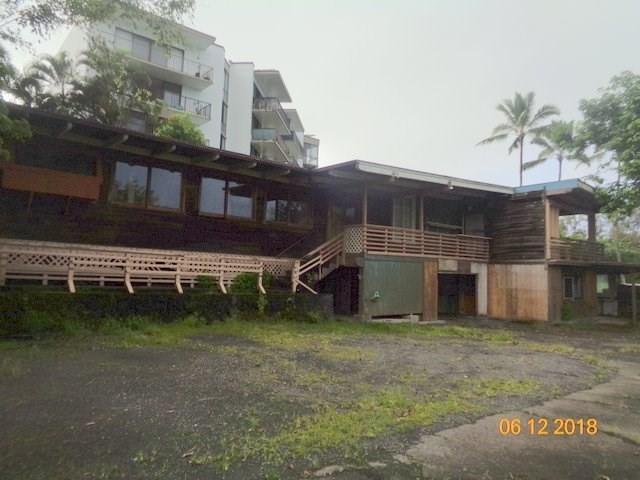 1923 Kalanianaole St, Hilo, HI 96720 (MLS #618839) :: Elite Pacific Properties