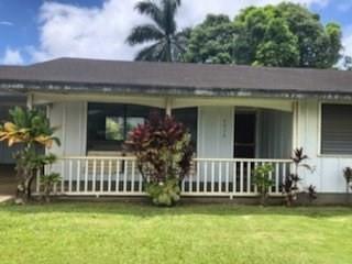 4424 Kilauea Rd, Kilauea, HI 96754 (MLS #619489) :: Elite Pacific Properties