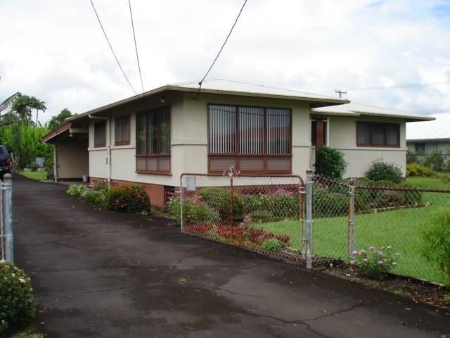 1522 Kinoole St, Hilo, HI 96720 (MLS #620248) :: Aloha Kona Realty, Inc.