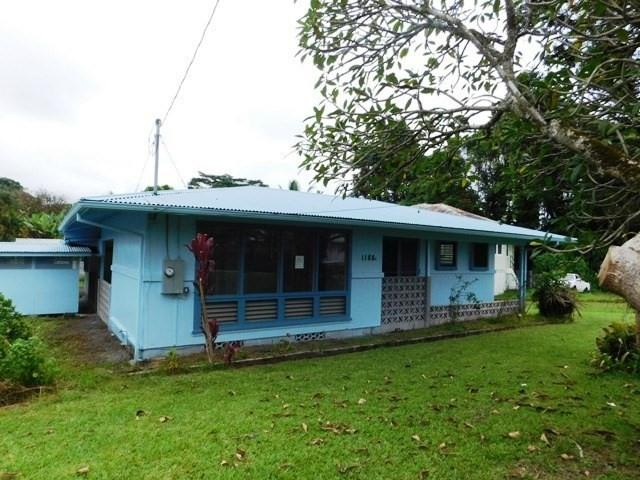 1188 Kaumana Dr, Hilo, HI 96720 (MLS #620653) :: Elite Pacific Properties
