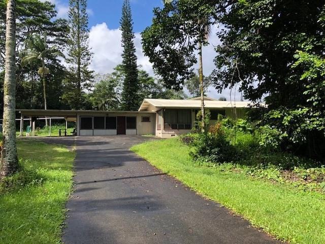 15-1478 28TH AVE, Keaau, HI 96749 (MLS #622011) :: Elite Pacific Properties