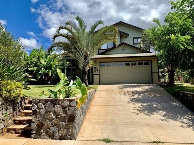 319 Huaka St, Kihei, HI 96753 (MLS #622072) :: Aloha Kona Realty, Inc.