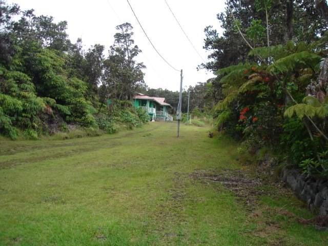 Address Not Published, Volcano, HI 96785 (MLS #622221) :: Elite Pacific Properties