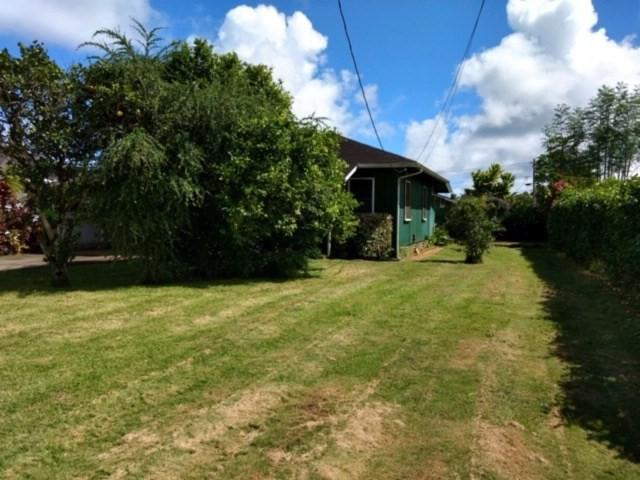 4175 Kalekolio St, Kilauea, HI 96754 (MLS #622439) :: Kauai Exclusive Realty