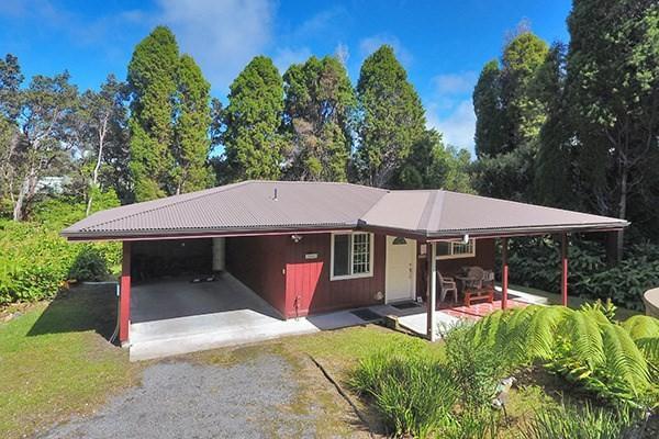 19-4190 Alanui Iiwi, Volcano, HI 96785 (MLS #622701) :: Elite Pacific Properties